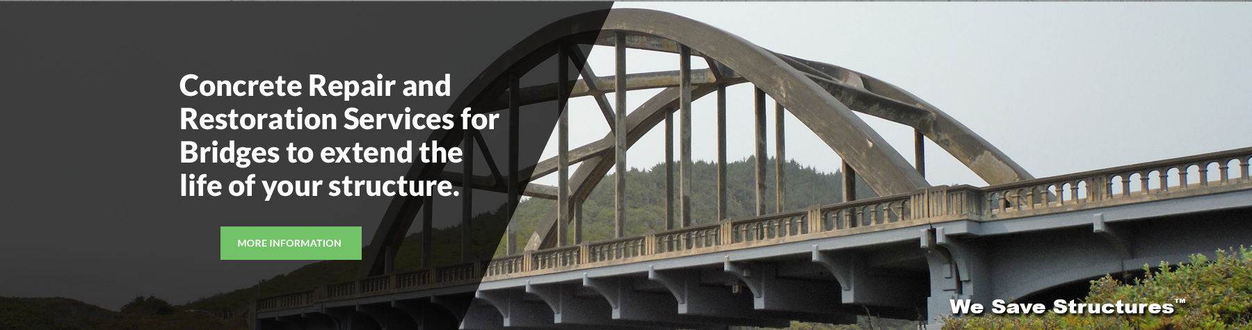 Concrete Restoration Contractors Protection Amp Repair In