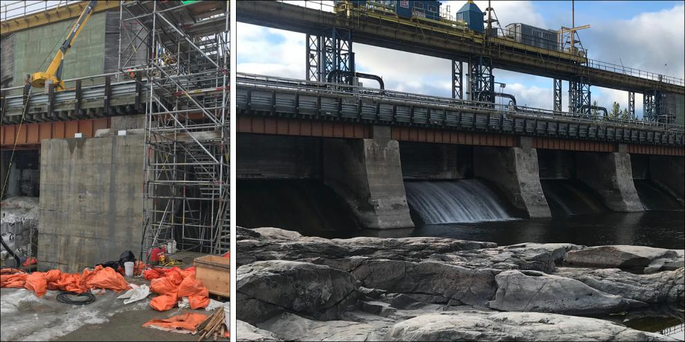 Slave Falls Hydro Dam Concrete Repair Finished.jpg