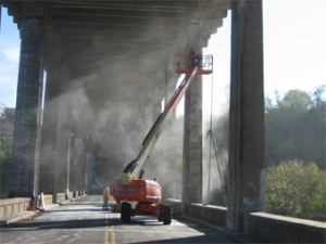 Bridge Concrete Repair